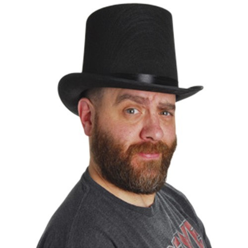 Abraham Lincoln Black Top Hat