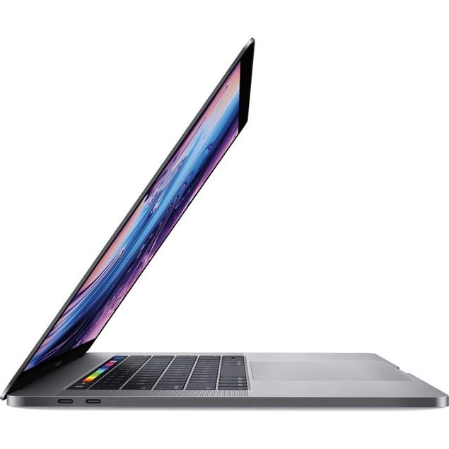 """Apple MacBook Pro MR932LL/A 15.4"""" 256GB i7-8750H Mac OSX,Silver (Scratch and D"""