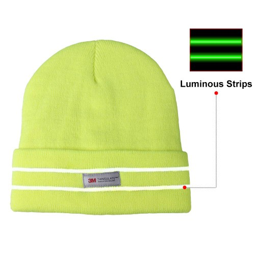 Evridwear Winter 3M Thinsulate Thermal Hat- 3 Colors