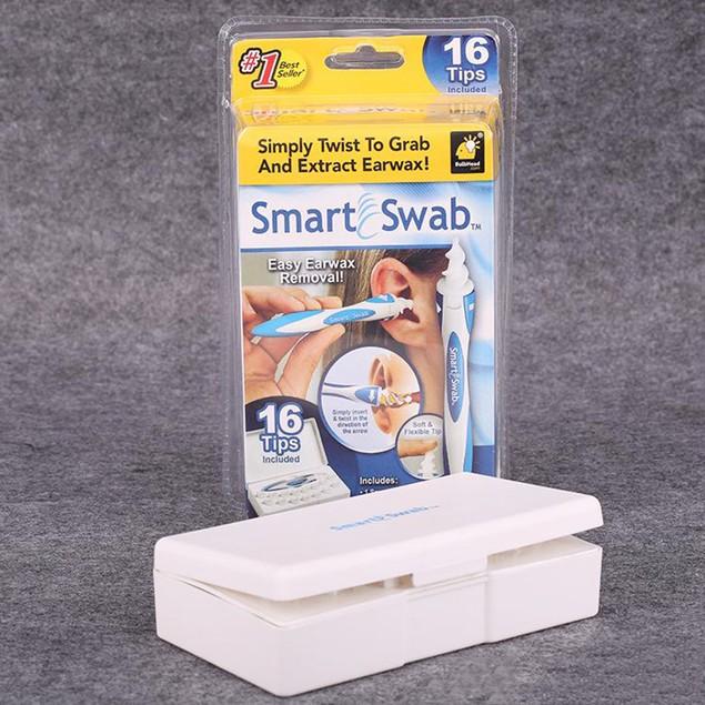 Smart Swab Ear Wax Removal Swab - As Seen on TV - Tanga Ear Wax Removal As Seen On Tv