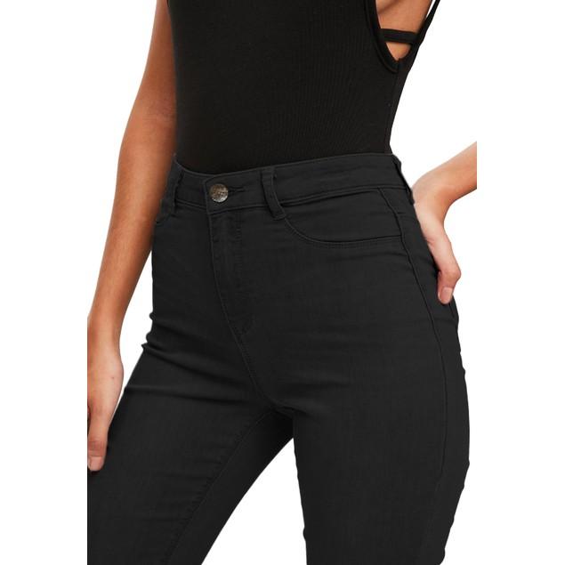 Hybrid & Co Comfy Stretch 5 Pocket Denim Jeans (Reg & Plus)