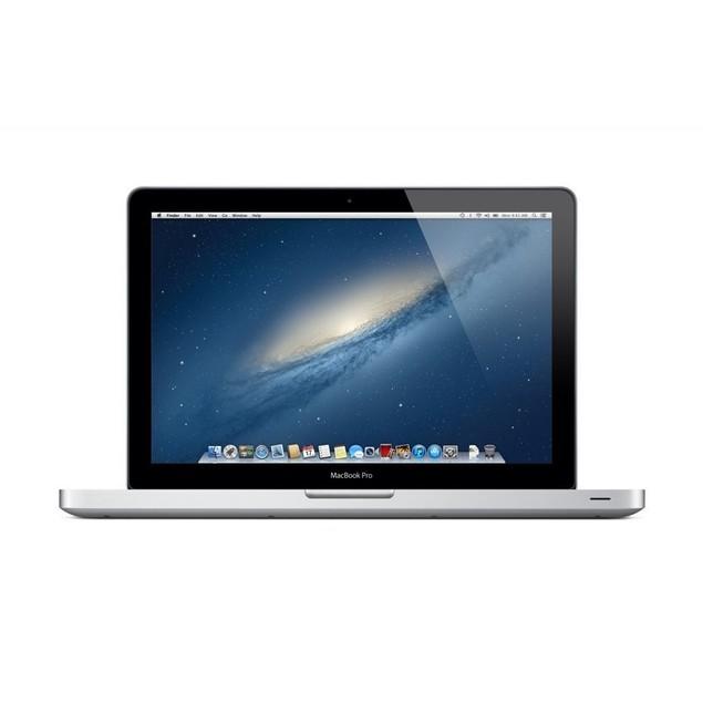 "Apple MacBook Pro MD102LL/A 13.3"" 750GB MacOSX,Silver(Refurbished)"