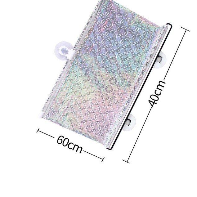 40x60cm Sunshade And Heat-insulating Curtain For Vehicle-mounted Automatic Roller Shutter