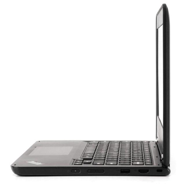 """Lenovo 11E  Intel Celeron 4GB 16GB SSD Chrome 11"""" Screen"""