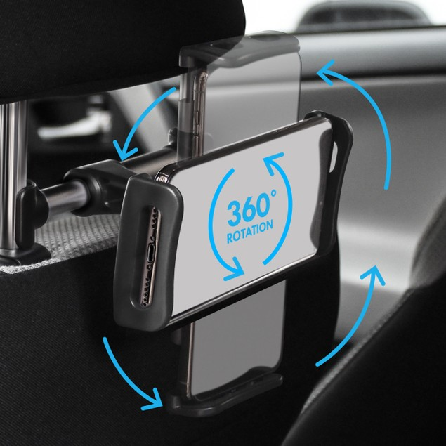 Aduro U-Grip Universal Headrest Mount for Tablets & Phones