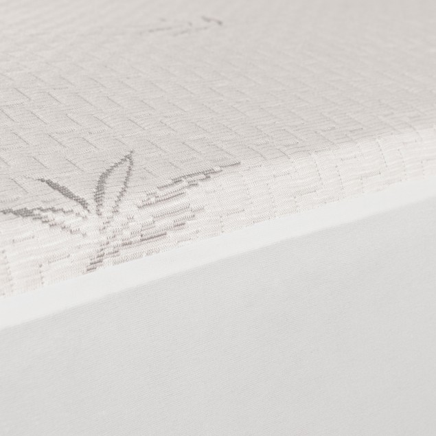Blue Nile Mills Waterproof Rayon from Bamboo Mattress Protector