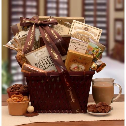 Sending Our Prayers Sympathy Gift Basket