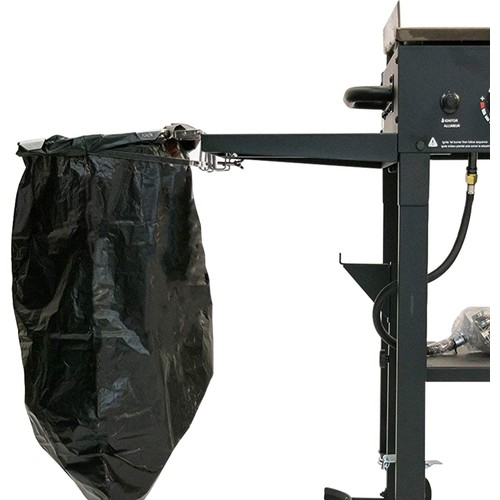 Yukon Glory Outdoor Trash Bag Holder for Outddor Grills and Griddles