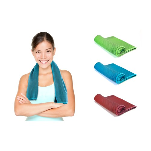 Instant Cooling Towel for Running Jogging Gym Chilly Pad Sports Yoga