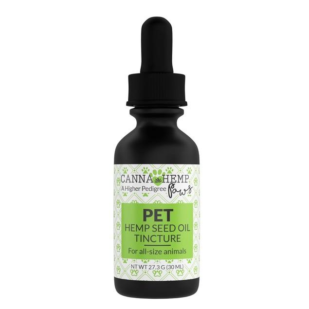 Canna Hemp Paws Hemp Pet Tincture