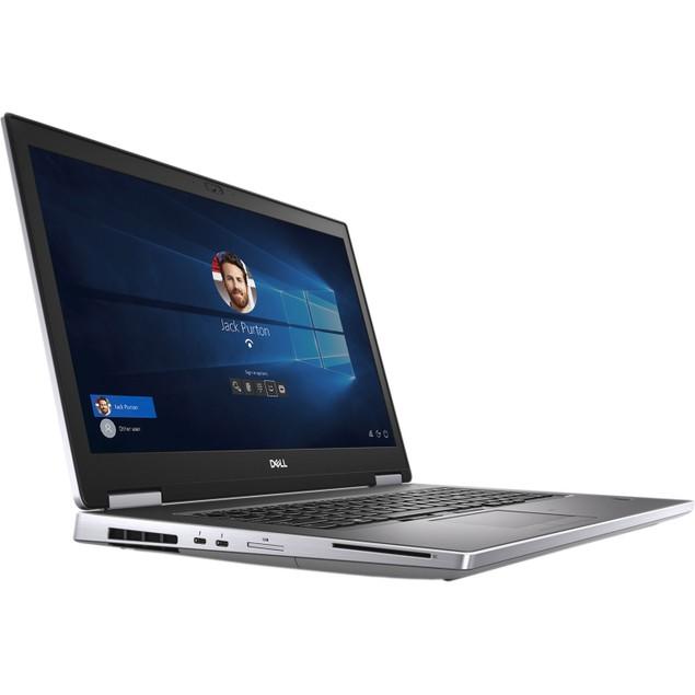 "Dell Precision 7740 17.3"" 512GB i5-9400H,Gray (Scratch and Dent)"