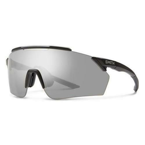 Smith Sunglasses for Men or Women SMT Ruckus 0003 Matte Black/ Silver Mirrored