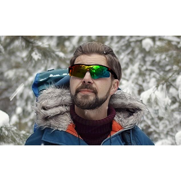 2-Pack: ZeroDark HD Tactical Sport Sunglasses