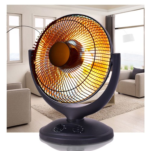 Oscillating Infrared Space Heater with Timer