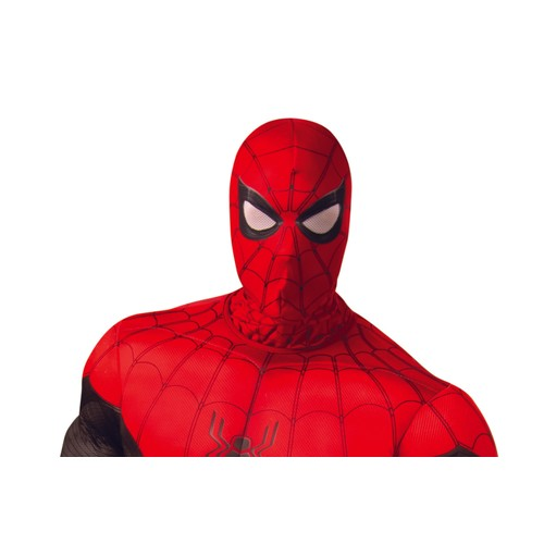 Adult Spider-Man: Far From Home Red/Black Fabric Mask