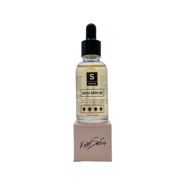 Sorens Cosmetics - Skin Serum with Hyaluronic Acid & Vitamin C