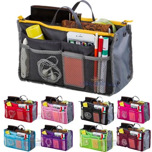 Makeup Cosmetic Bag Travel Case Toiletry Beauty Organizer Zipper Holde
