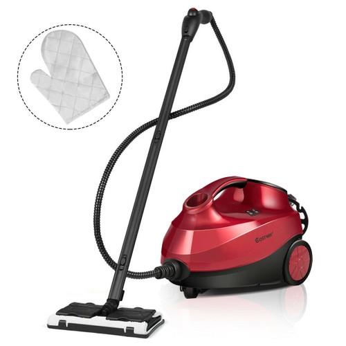Costway 2000W Heavy Duty Steam Cleaner Mop Multi-Purpose W/19 Accessories 4