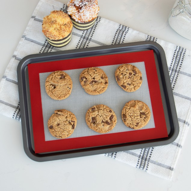 Set of 3 Assorted Silicone Baking Mats | MandW