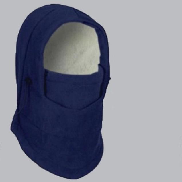 Fleece Face Mask Caps