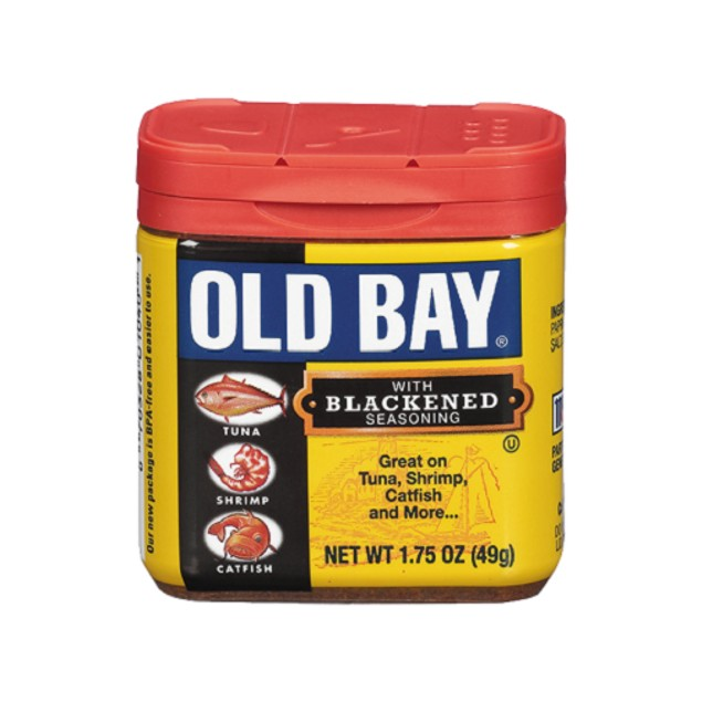 Old Bay with Blackened Seasoning