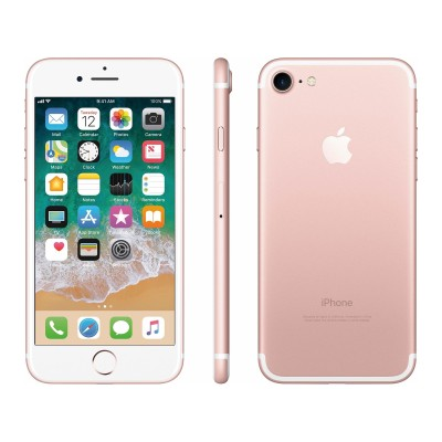Apple iPhone 7 32GB Factory GSM Unlocked T-Mobile AT&T 4G LTE Smartphone Rose Gold