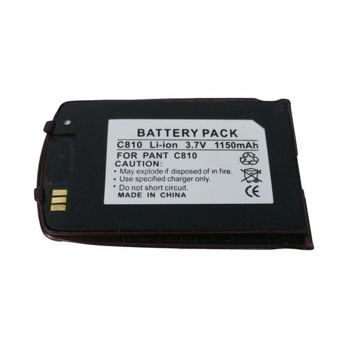 For Pant C810 1150 mAh 3.7 V Battery - Black