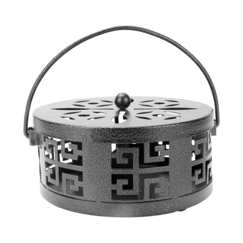 Oriental Mosquito Coil and Incense Holder | MandW Black