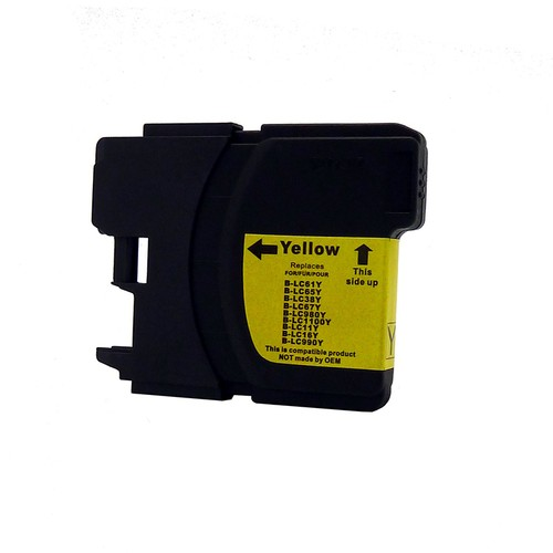 Brother LC-65 High Yield Compatible Ink