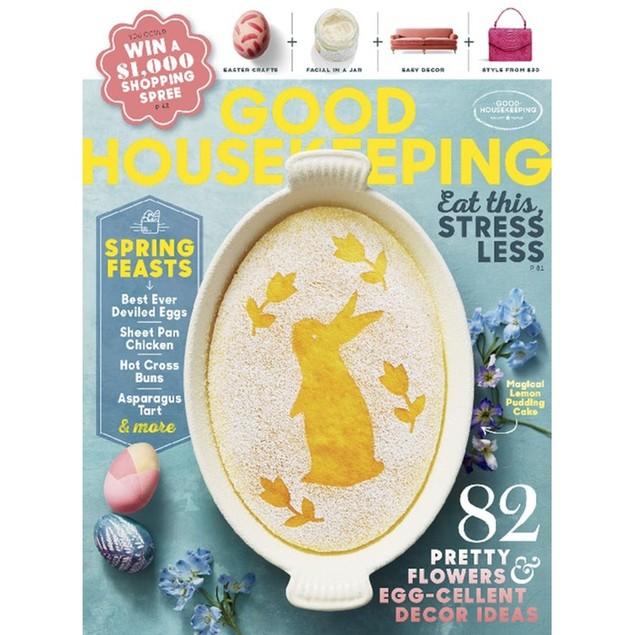 Good Housekeeping Magazine Subscription