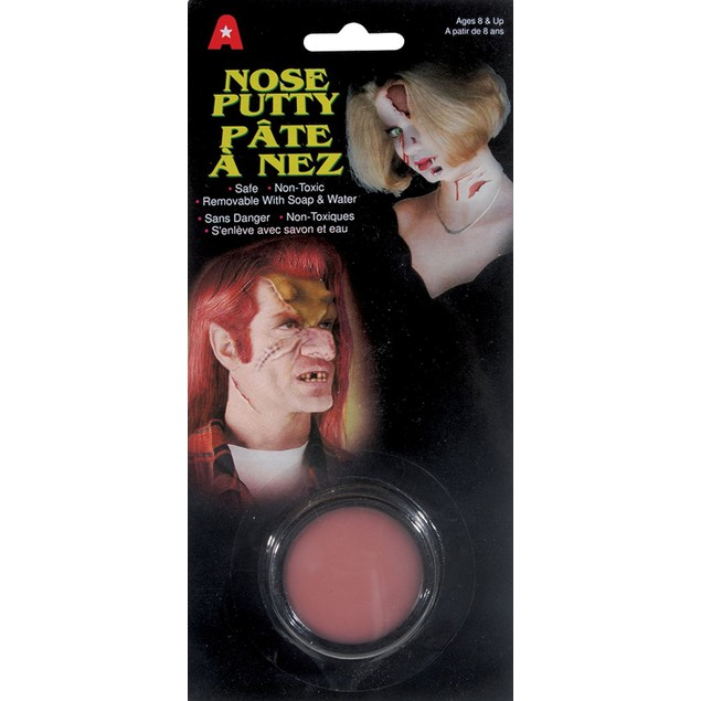 Nose Putty Special Effects Costume Beige Accesory Halloween Special Effects