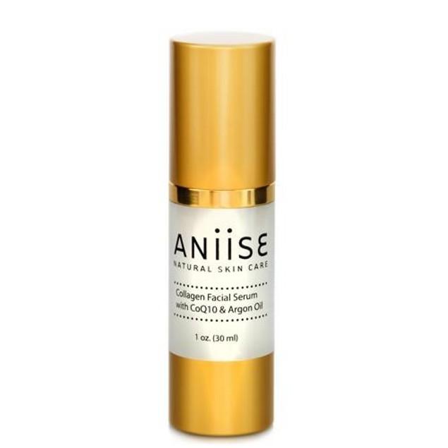 Collagen Facial Serum with Coq10 & Argan Oil