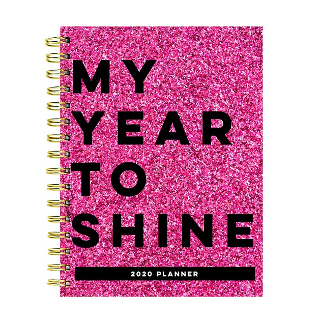 2020 Medium Weekly Monthly Planners-Pretty Glam Series