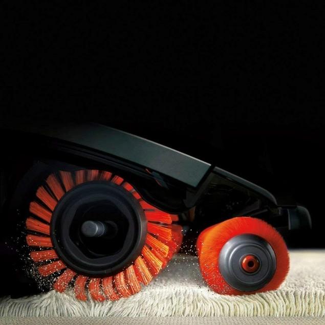 Shark DuoClean Slim Upright Bagless Vacuum Cleaner, NV201