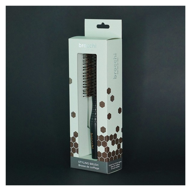 Brocchi Boar Bristle Styling Brush