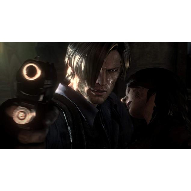 Resident Evil 6 PS4 Game