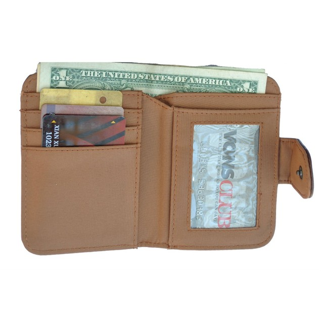 Classic Small Leather Wallet
