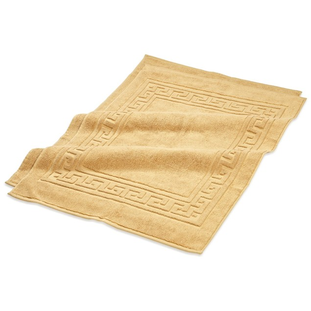 Egyptian Cotton 900 GSM Solid Absorbent 2-Piece Bath Mat Set by Blue Nile