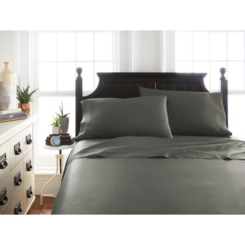Home Collection Premium Bamboo 4 Piece Luxury Bed Sheet Set