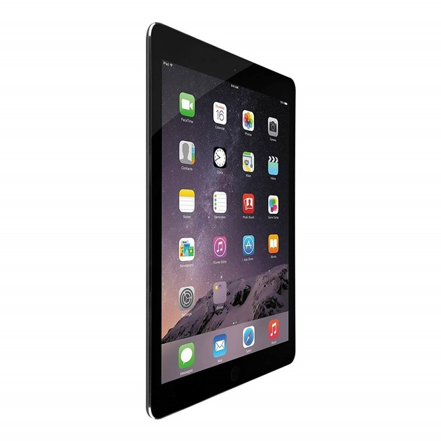"""Apple iPad Air 2 MGLW2LL/A 128GB 9.7"""" WiFi Only,Space Gray(Refurbished)"""