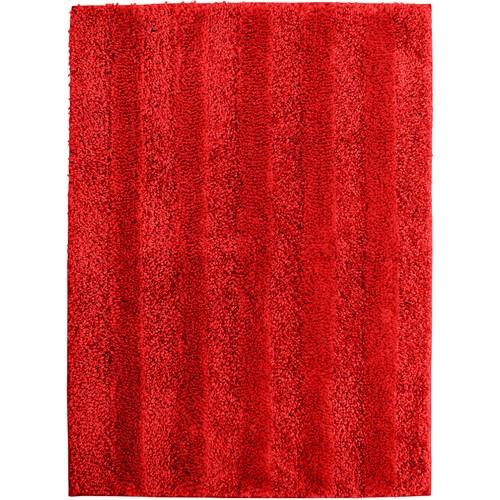 "Mohawk Home Luster Stripe Bath Rug, Soft Nylon Surface, 17"" X 24"", Sedona"