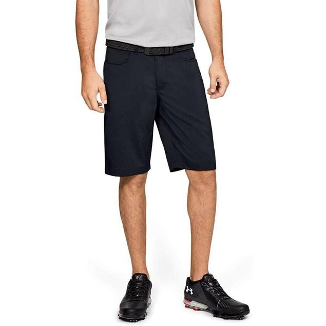 Under Armour Men's Golf Ua Tech Shorts Black Size 30