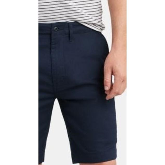 "Levi's Men's 502 Chino 9 1/2"" Shorts Blue Size 30"