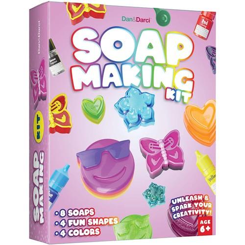 Soap Making Kit for Kids - Make Your Own DIY Soap
