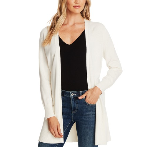 Cece Women's Long Cardigan Sweater  Natural Size Extra Large