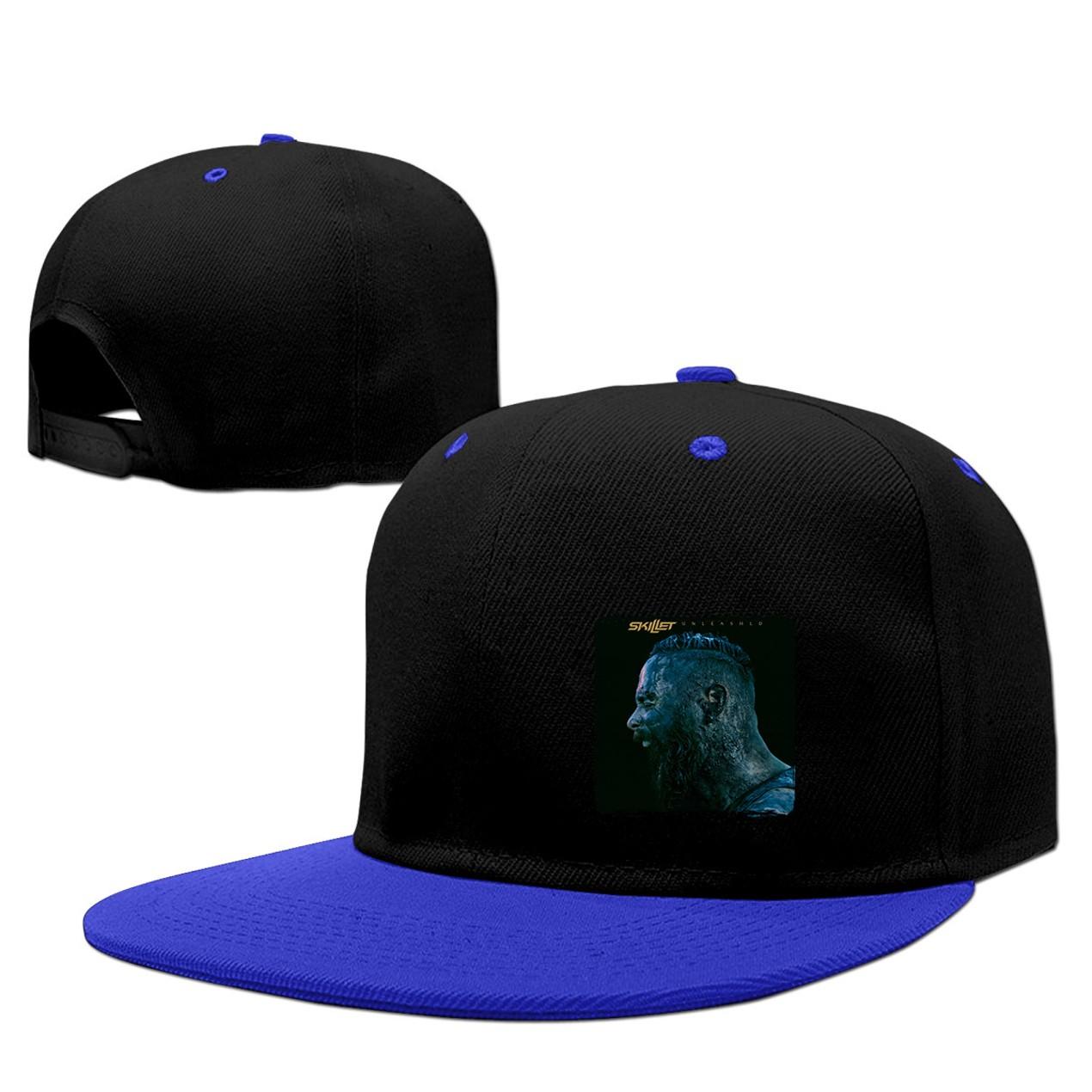 Skillet Unleashed Snapback Baseball Caps Flat Hat - Tanga