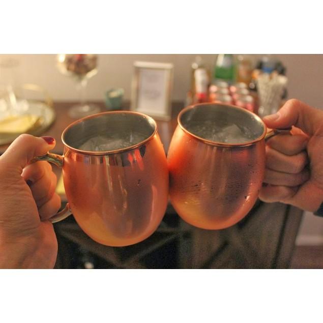 2-Pack Moscow Mule Mugs