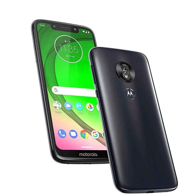 Motorola G7 Play XT1952-2 32GB Dual SIM Factory Unlocked Phone - Indigo