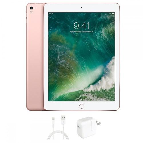 "iPad Pro 9.7"" 2015 Rose Gold 32 GB Good Condition"