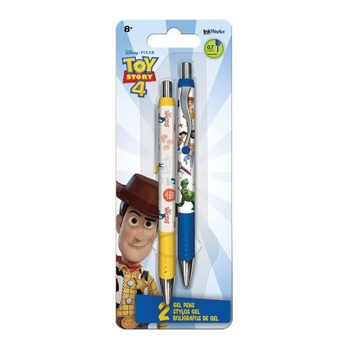 Toy Story 4 Gel Pen 2 Pack